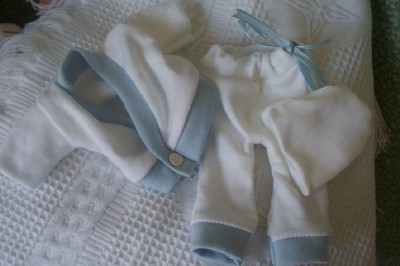 stillbirth tiny stillborn baby bereavement clothes MY LITTLE MAN 0-1LB