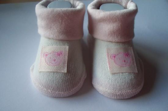 Girls premature baby wear SOCKS 5-8lb pink CUDDLES the BEAR