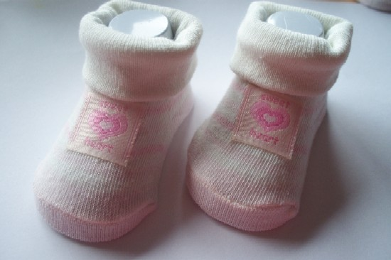 Girls early baby clothing SOCKS 5-8lb 000 SWEETHEART pink