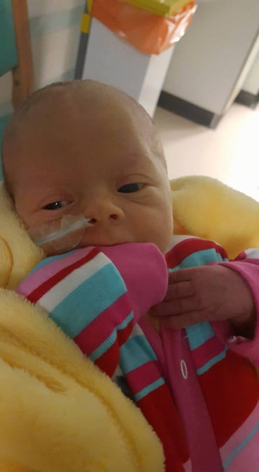 nanny nicu neonatal baby clothes