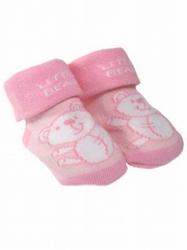 GIRLS premature tiny baby socks 5-8lb pretty pink socks MY TED
