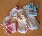 twins baby bereavement clothes smallest born 20 weeks BUGSY N BUFFY boy girl