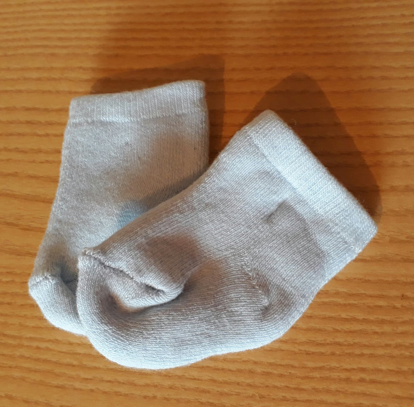 premature baby clothes uk smallest tiny socks WINTER WARMERS blue 3-5lb