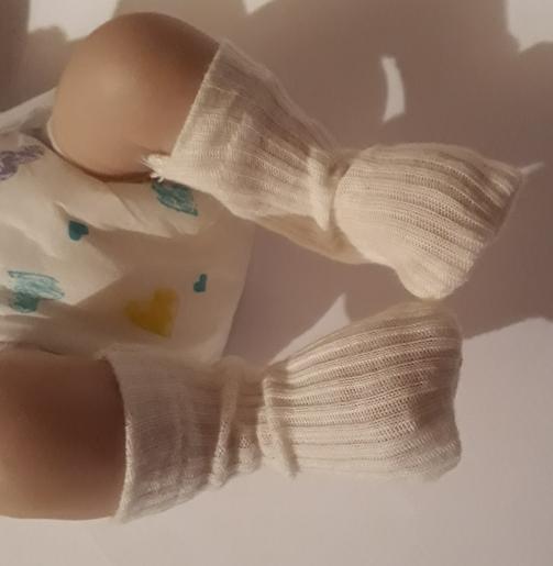 premature labour cutest clothes for tiny babies socks cream 1-2lb