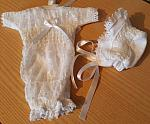 baby bereavement gowns girls ANTIQUE LACE 1lb