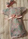 baby bereavement gowns clothes miscarried babies LILAC BLOSSOM 1lb