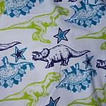 boys preemie baby clothes uk DARING DINOSAURS sleepsuit 3-5lb or 5-8lb