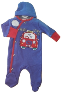 small babies sleepsuit Premature baby clothes uk GET SET GO Boys 3-5LB AND 5-8lb