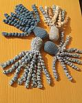 premature baby octopuses for sale knitted BOYS colours OLLIE octopus