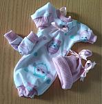 girls stillborn baby bereavement clothes miscarriage at 20 weeks TWITTERBYES