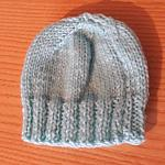 1lb babies premature labour clothes boys tiny 1-2lb Knitted BEANIE HAT 2 colours