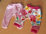 early baby clothes pack 2 leggings girls sweetypie mix 2-3lb size