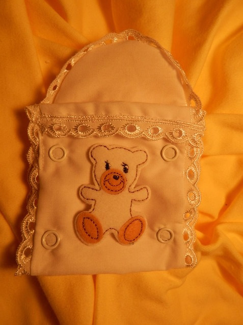 angel baby fetal demise pouch miscarriage 0-12 week first trimester