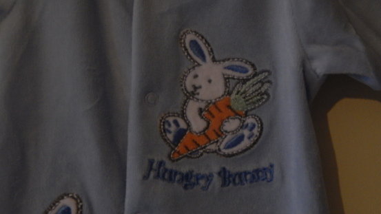 early babies preterm Premature baby clothes BEST BUNNY sleepwear Boys 2-3lb