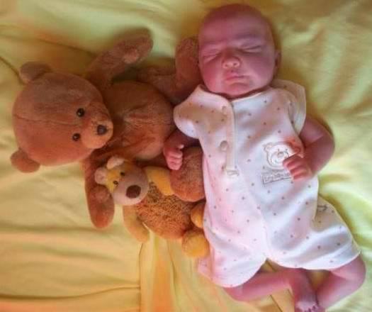 Unisex premature baby clothes unisex premature baby clothes SCBU rompersuit TINY STARS STYLE 5-8lb