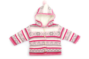 knitted Girls Premature Baby Clothes Cardigans Tiny  Baby Cardigans Early Baby  Crochet