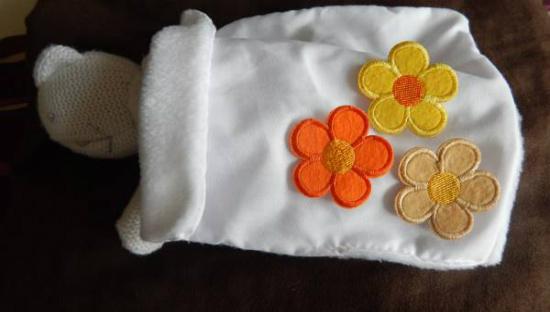 Smallest babies burial blanket  EDENS REST baby loss 16-18 weeks UNISEX