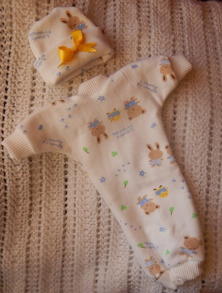 BOYS stillbirth baby bereavement clothes 20-21 weeks LOVING FRIENDS