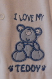 boys premature babies clothes sleepwear LOVABLES 3-5LB