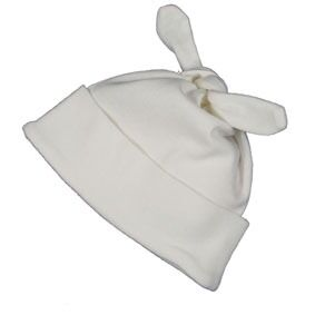 Premature baby hat knot/tie AnY UNISEX colour by Nanny Nicu 1-3lb