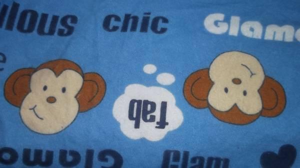 premature baby bibs MONKEY MARVEL 2-3lb sized prem babies preterm bib