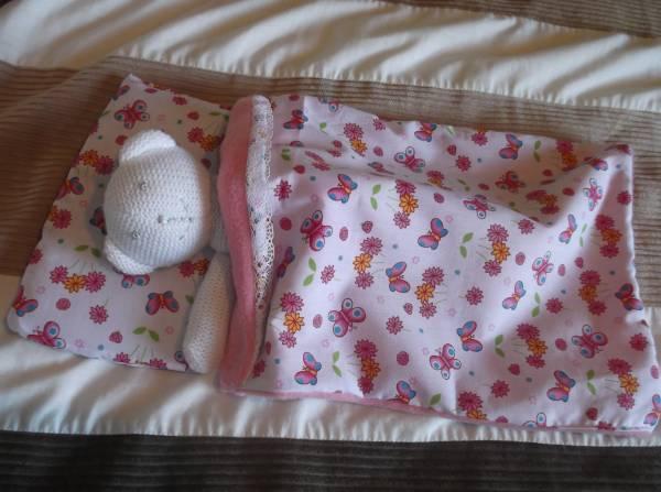 tiny baby loss stillborn baby blanket bedding set BEAUTIFUL BUTTERFLIES