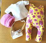 premature babies clothes girls baby outfits 3-5lb GARDEN GROWS