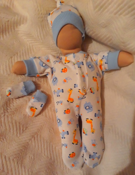 tiny baby stillbirth babies bereavement clothes JUNGLE BUDDIES born 23-24 week