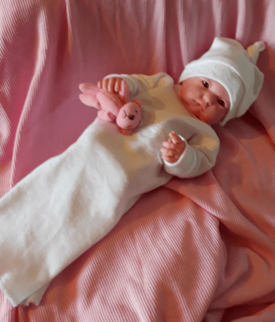 premature baby clothes bereavement wear born at 22 weeks LACEYLOU
