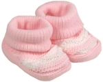 baby booties premature girls