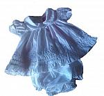 tiny premature baby loss clothing bereavement dress PUREST PETALS size 3-5lb