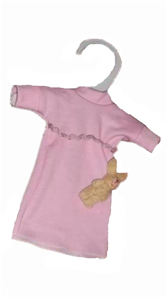 girls tiny baby bereavement gown Miscarriage stillborn  BIRTHDAY DRESS baby 20-22 week