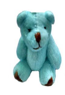 stillborn Baby Funeral teddies 4.5cmTiny  baby bereavement BRAVO teddy bear