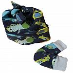 premature babies tie knot hat and mittens CUTE space buddies 2-3lb