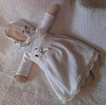 tiny baby bereavement dress OUR PRINCESS baby loss miscarriage sizes 20-24 weeks