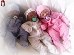 3lb premature baby  clothes EASYGROW girls colours complete set