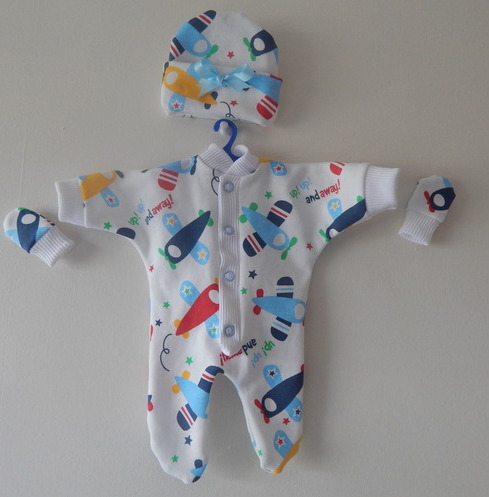 baby boys smallest babies bereavement clothes WAY UP HIGH born 23-24 week