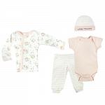 3-5lb prem babies clothes full outfit BUNNY JUMPS