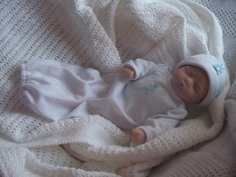 miscarriage at 16 weeks pregnant little boys Goodnight Sleeptight in white