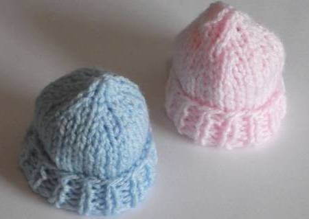 TINY BABIES stillborn baby clothing hat bereavement PINK  0-250 GRAM