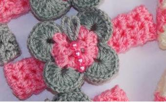premature baby headbands 3-5lb Grey early baby headband BUTTERFLY BLISS