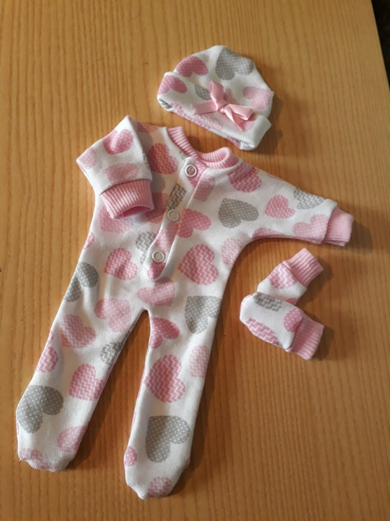 girls baby bereavement clothes born at 20 weeks LOVE SO PURE