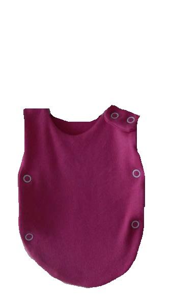 Preterm premature babies clothes NICU vest 2-3lb BRIGHT  PINK micro Preemie