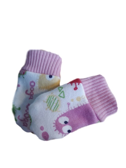 early baby clothes Scratch Mittens uggabugga pink 2 - 3lb premature