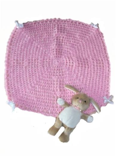 Buy girls baby burial tiny bereavement blanket coffin blanket pink PRECIOUS LOVE 30cm