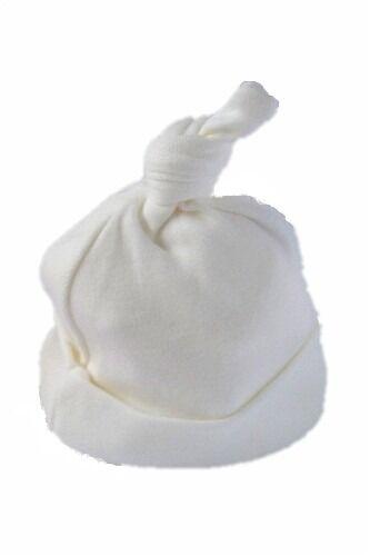 prem knot hat COSY CREAM  2-3lb 10inch