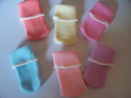 tiny babies socks