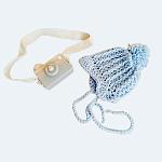 boys premature baby hats 5-8lb bibble bobble blue