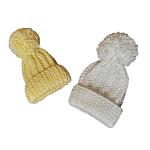 premature Baby Boys Bobble hat crochet tiny babies hat 5-8lb