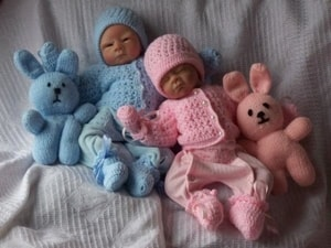 tiny baby clothing cheeky chums